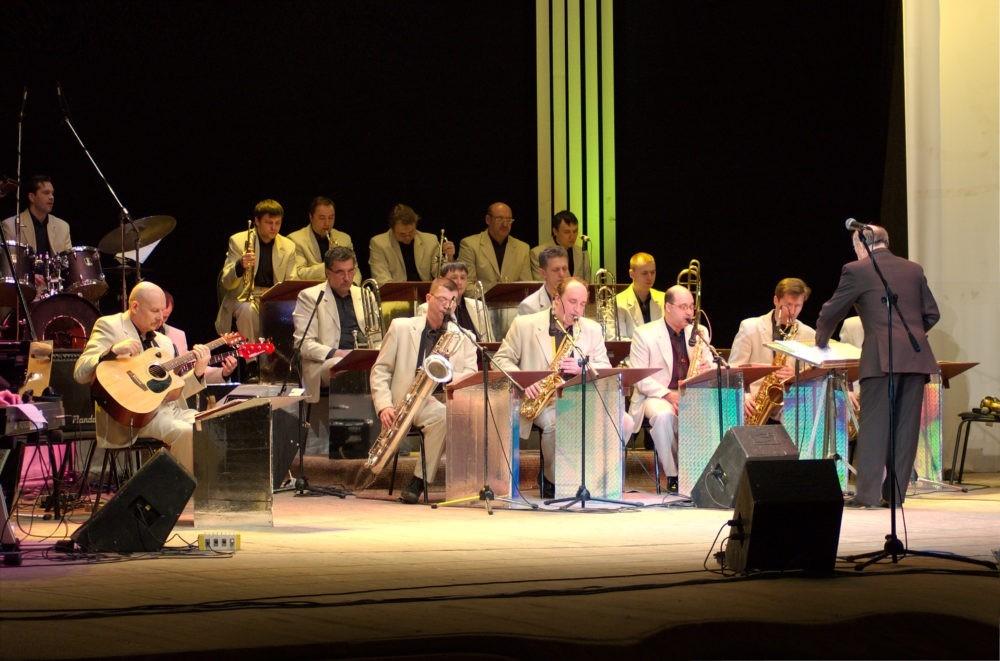 Концерт юных солистов и Джаз-оркестра Тольяттинской филармонии «Ступени мастерства»