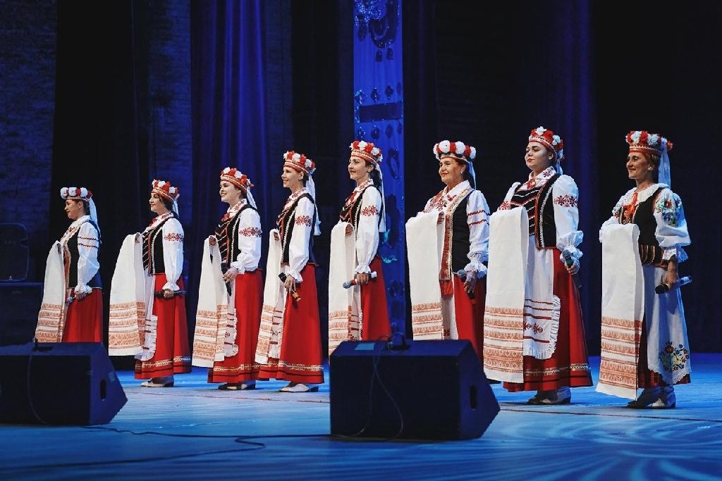 Онлайн-показ концерта ансамбля «Купалiнка»