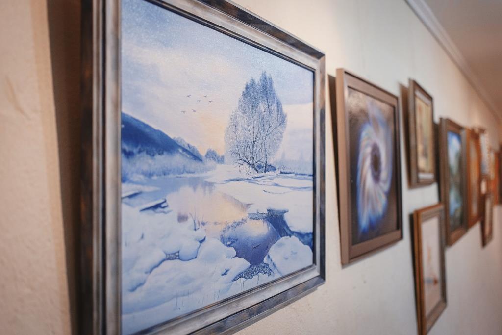 Выставка «Зимние сезоны»