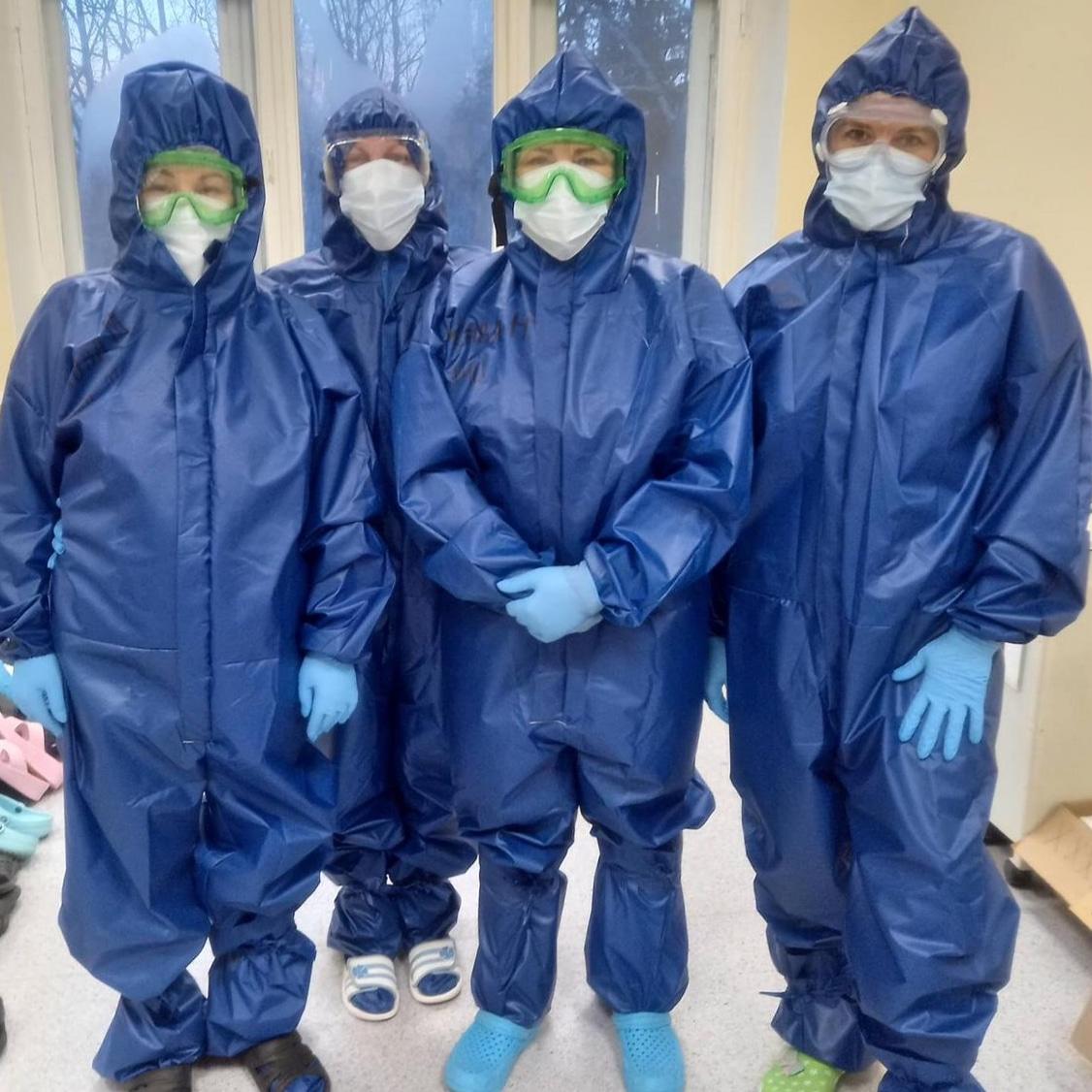 В Самарской области от коронавируса вылечили 100-летнюю пациентку