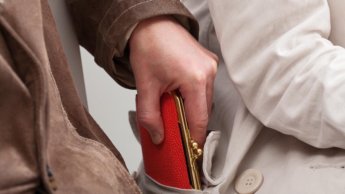 В Тольятти вор-романтик украл кошелек за 85 тысяч рублей и выбросил его