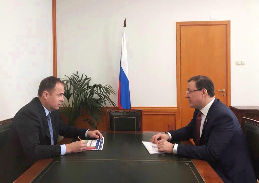 Федеральные власти проведут в Самарской области совещание по комплексному развитию территорий