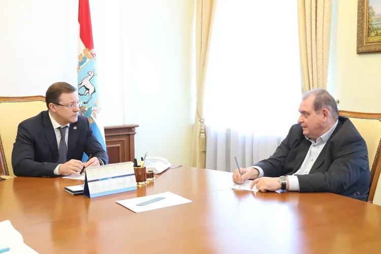 Названа дата официальной отставки главы Тольятти