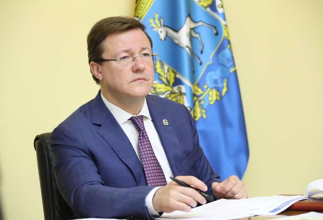 Азаров: «На Самарскую область в Министерстве транспорта рассчитывают, как на опорный регион страны»