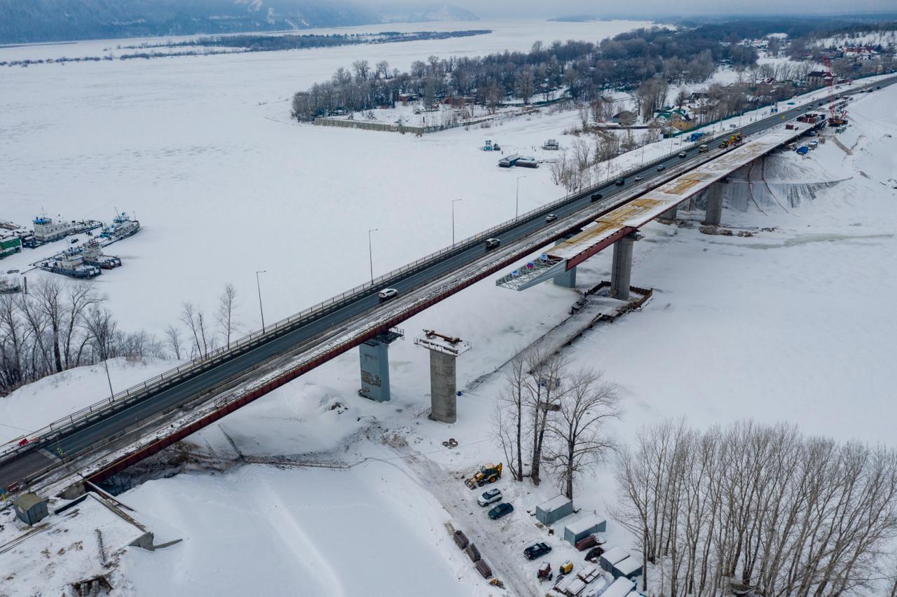Две стороны нового сокского моста «встретятся» уже на следующей неделе