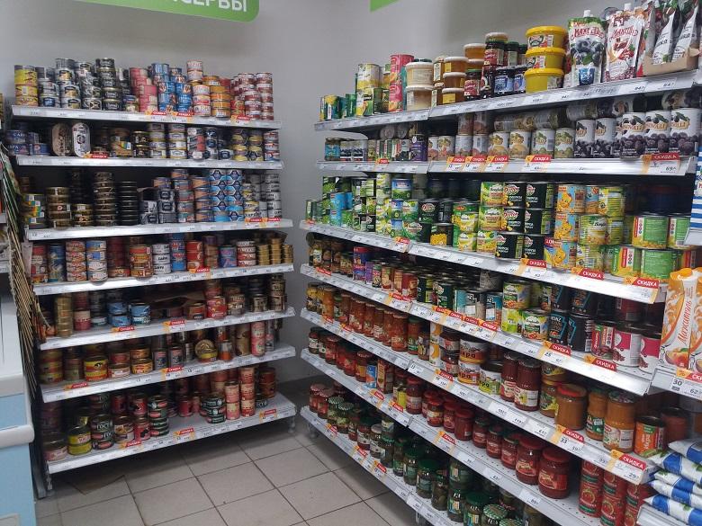 В Кремле не согласны с докладами о росте цен на продукты в России