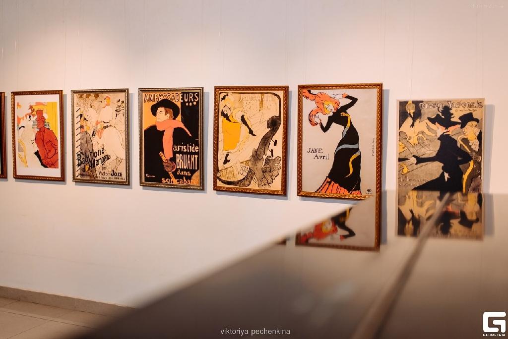 Золотой поцелуй. Выставка репродукций работ великих модернистов в Тольятти