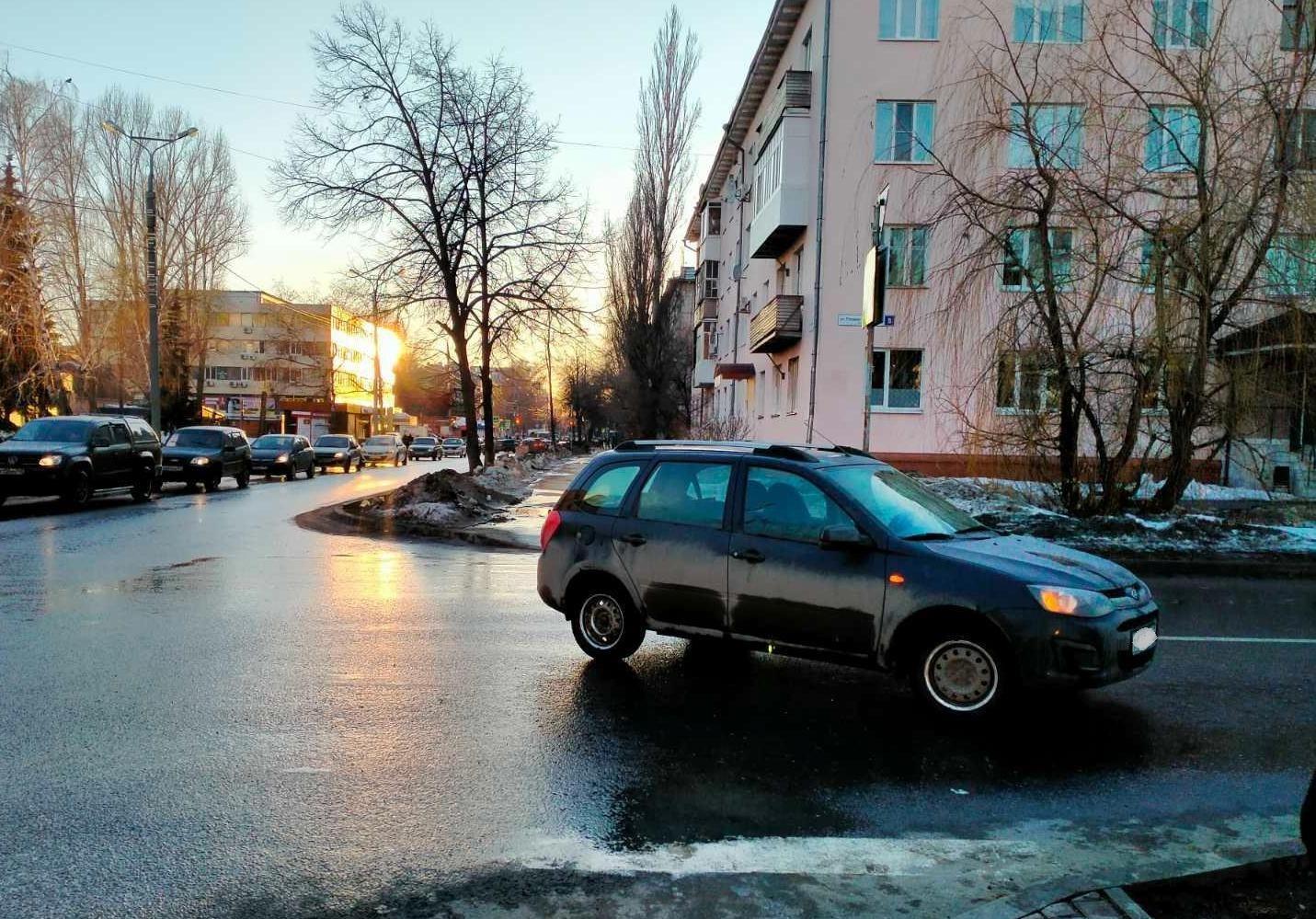 В Тольятти на переходах сбили двух пешеходов