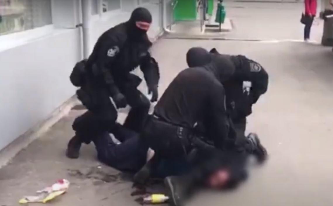 Полиция представила видео задержания наркобанды в Самарской области