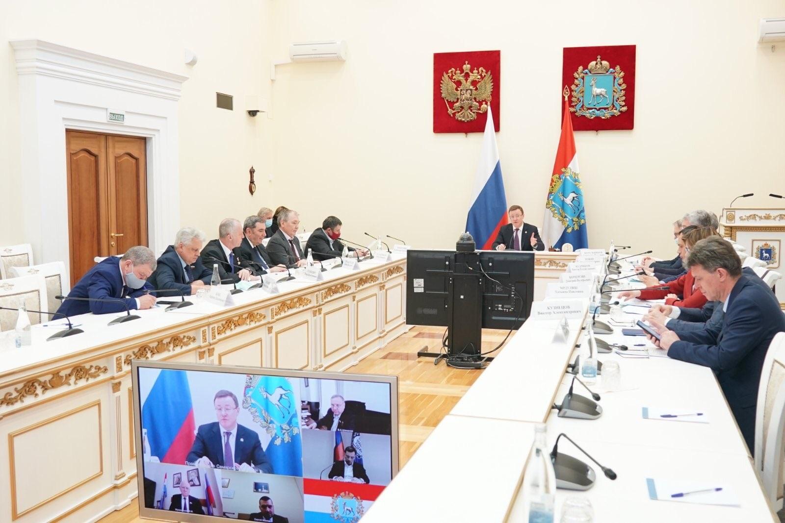 Дмитрий Азаров обсудил с депутатами создание испытательного центра АВТОВАЗа