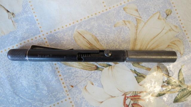 Житель Самарской области нашел в лесу огнестрельную ручку