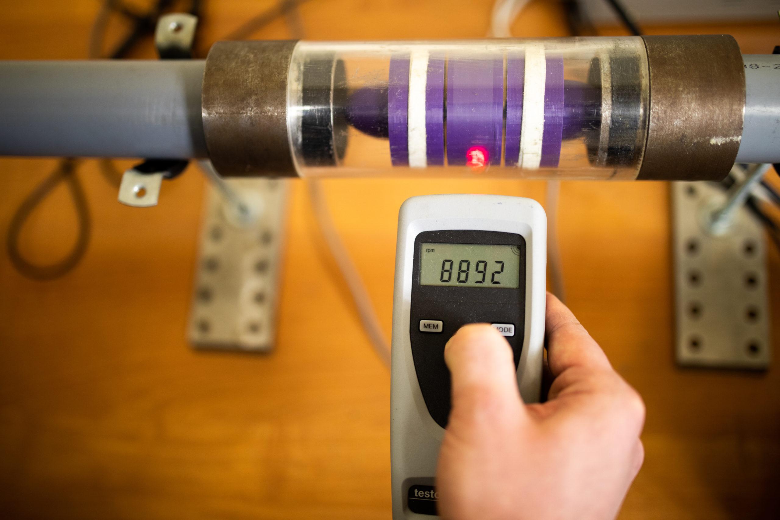 Самарские ученые разработали установку для преобразования шума в электричество
