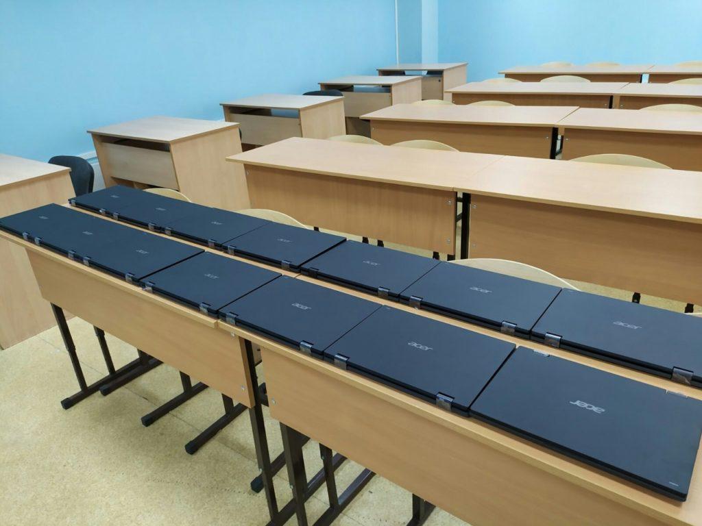 Все школы Самарской области получат высокоскоростной широкополосный Интернет
