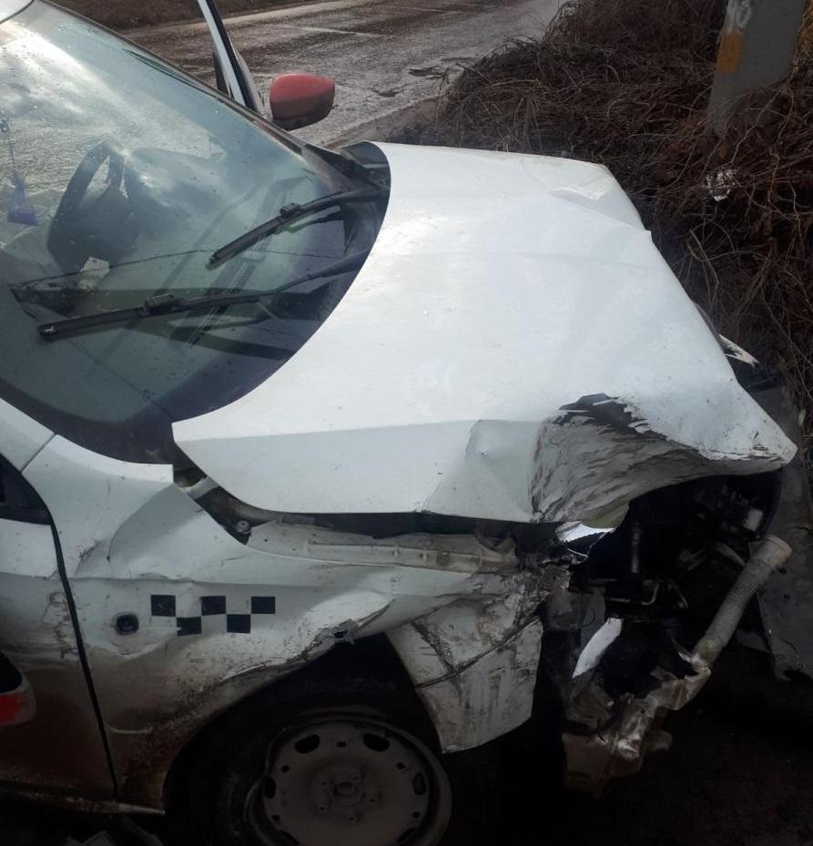 В Тольятти в аварии иномарок пострадал человек