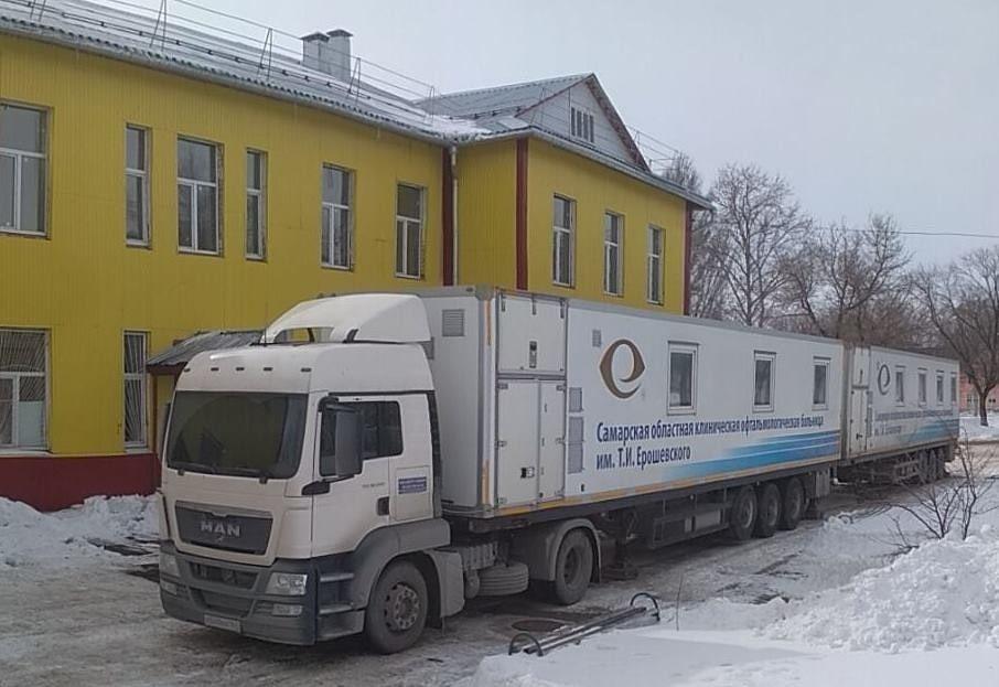 Работают до 23 апреля: офтальмологи из Самары приняли 400 пациентов в Тольятти